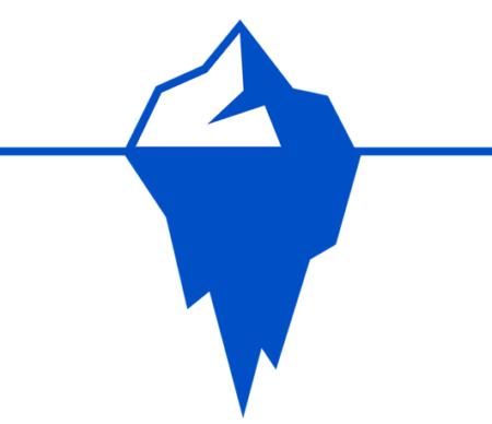 iceberg rule image